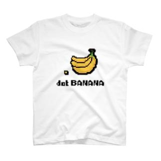 dotBANANA(ドットバナナ)vol.5 T-shirts