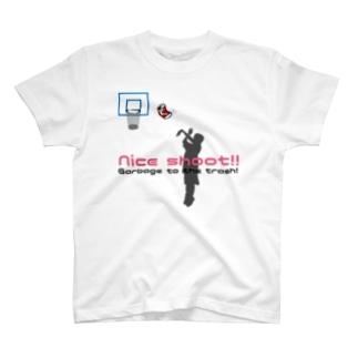 ナイス!シュート T-shirts