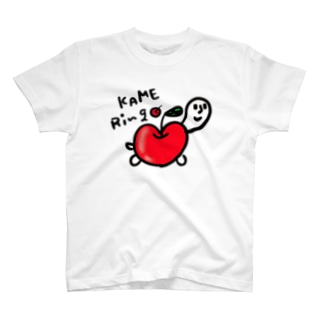 かめりんご T-shirts
