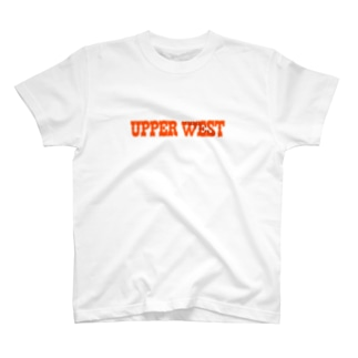 UPPER WEST TEE T-shirts