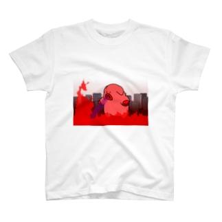 ブヒーモス(白昼) T-shirts