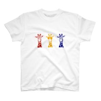 おしゃれきりん T-shirts