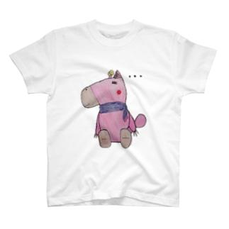 ピンキリン T-shirts