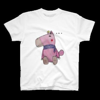 OSARuのピンキリン T-shirts