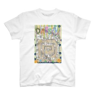 DARSANA Tokyo T-shirts