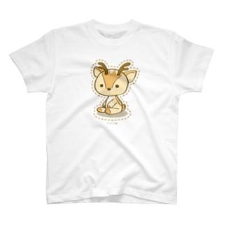 オノンのボク鹿*wappen T-shirts