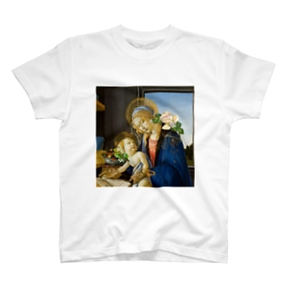 Virgin and Child  T-shirts
