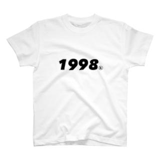 98生まれ T-shirts