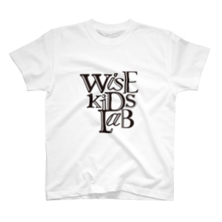 WiSE KiDS LaBオリジナルグッズ T-shirts