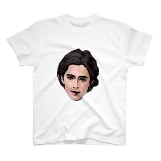 ティモシー・シャラメくん T-shirts