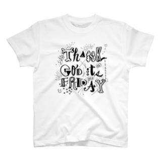 tgif #1 T-shirts
