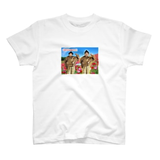 三日でこんなに? T-shirts