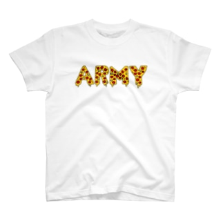 PIZZARMY T-shirts