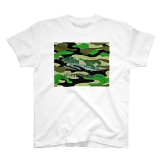 RF-4EJ phantom T-shirts