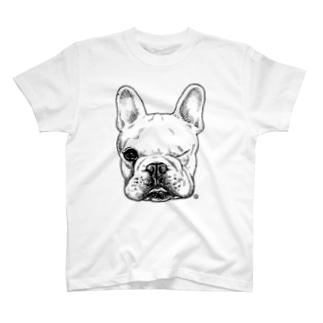 ピートの肖像 T-shirts