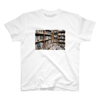 ワたしの2216本屋さん T-shirts