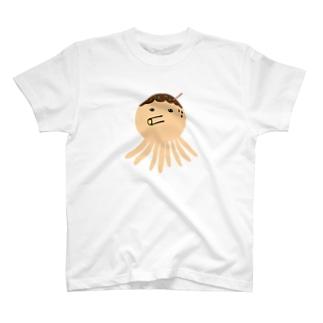 たこ焼きさん T-shirts