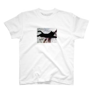 スーパーニャン T-shirts