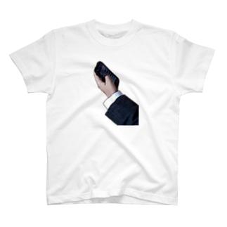 FunnyBunny's-左利き- T-shirts