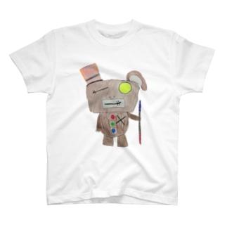 クマロボ T-shirts
