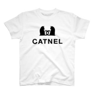 CATNEL 目覚め T-shirts