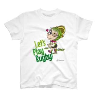 RugbyGirl T-shirts