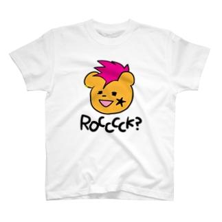 パンクロッくま T-shirts