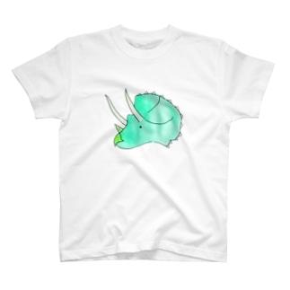 トリケラくん T-shirts