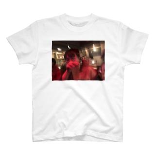 赤いももぱいシリーズ T-shirts