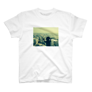 dac0001の横浜ランドマークタワー高すぎやろっ! T-shirts