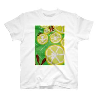 レモン花火 T-shirts