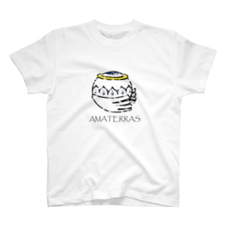 AMATERRAS CLOUDY T-shirts