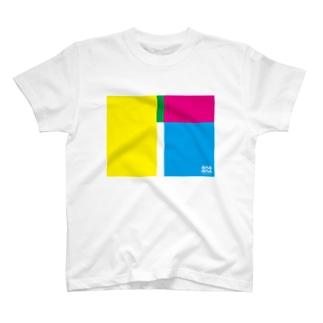 NEGI CMYG T-shirts