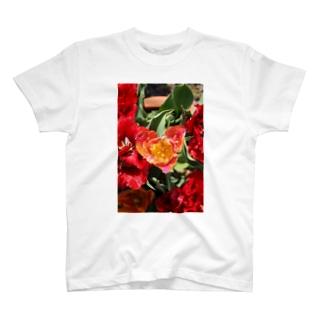 heartの訪れ T-shirts