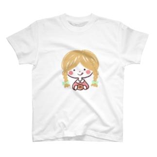 おやつの時間Tシャツ。 T-shirts