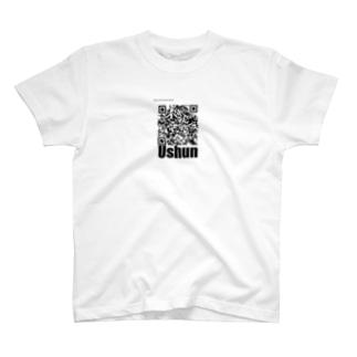 Ushun/QR T-shirts