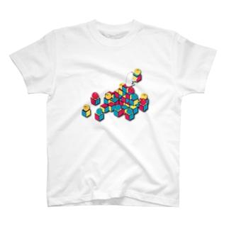 はこ。 T-shirts