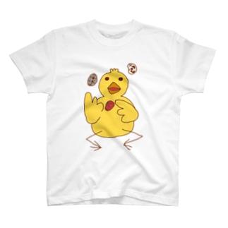 お手玉アニマル T-shirts