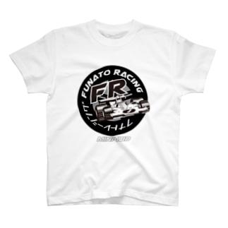 ふなとれーしんぐ T-shirts