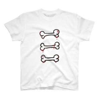 ボーンTシャツ T-shirts