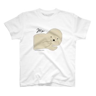 ラッコの「らー」me! T-shirts