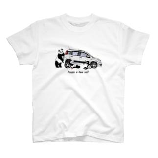 イタリアの車が好き3★ T-shirts