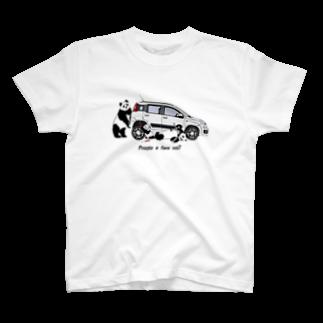 Moooooo!のイタリアの車が好き3★ T-shirts