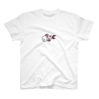 魚ふぃっしゅ T-shirts