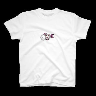 ミンタさんの魚ふぃっしゅ T-shirts