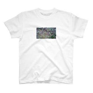 霜降雑草 T-shirts