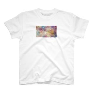 羽根天上 T-shirts