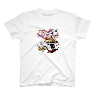 Tiney Butler T-shirts
