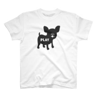 PLAY PIG B T-shirts