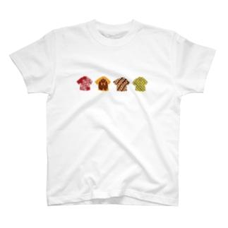 インドネシアのバティック T-shirts